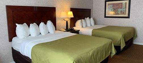 Traditional Room - Pacific Inn & Suites, Kamloops